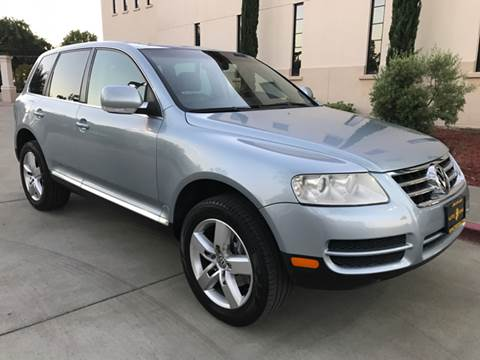 2006 Volkswagen Touareg for sale at Auto King in Roseville CA