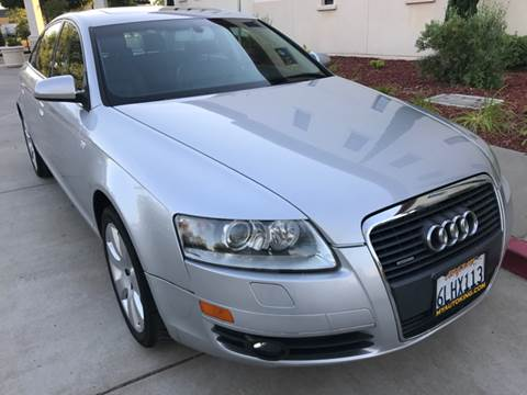 2005 Audi A6 for sale at Auto King in Roseville CA