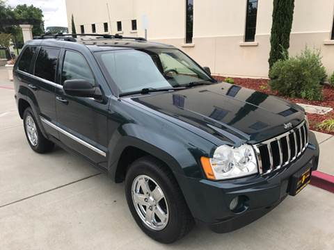 2005 Jeep Grand Cherokee for sale at Auto King in Roseville CA
