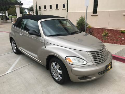 2005 Chrysler PT Cruiser for sale at Auto King in Roseville CA