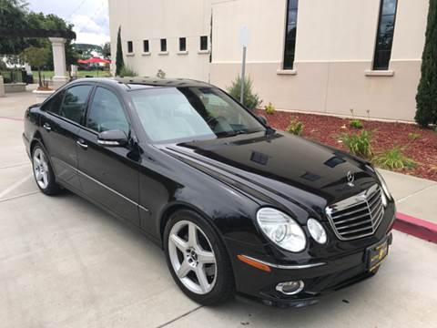 2007 Mercedes-Benz E-Class for sale at Auto King in Roseville CA