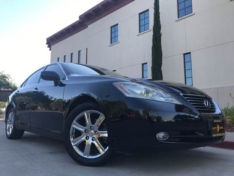 2009 Lexus ES 350 for sale at Auto King in Roseville CA