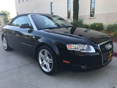 2008 Audi A4 for sale at Auto King in Roseville CA