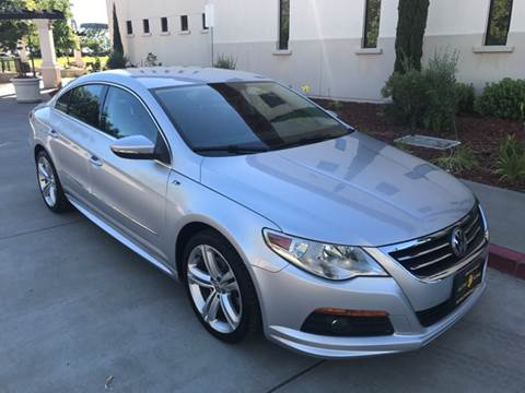 2010 Volkswagen CC for sale at Auto King in Roseville CA