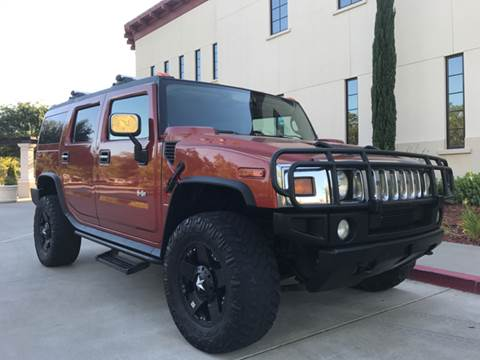 2003 HUMMER H2 for sale at Auto King in Roseville CA