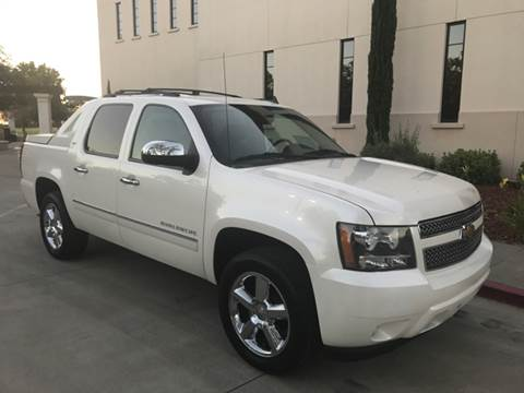 2012 Chevrolet Avalanche for sale at Auto King in Roseville CA