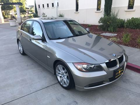 2007 BMW 3 Series for sale at Auto King in Roseville CA