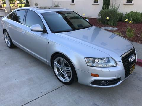 2011 Audi A6 for sale at Auto King in Roseville CA