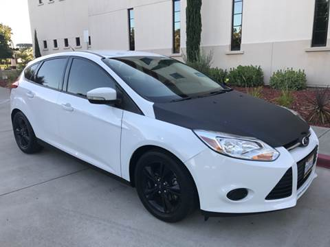2014 Ford Focus for sale at Auto King in Roseville CA