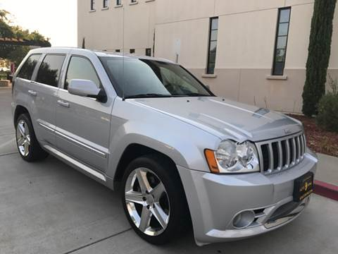 2007 Jeep Grand Cherokee for sale at Auto King in Roseville CA