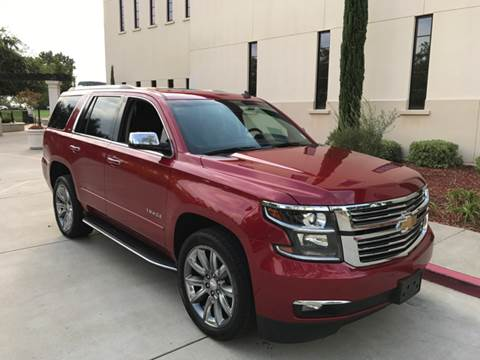 2015 Chevrolet Tahoe for sale at Auto King in Roseville CA