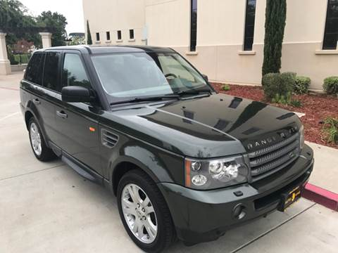 2006 Land Rover Range Rover Sport for sale at Auto King in Roseville CA