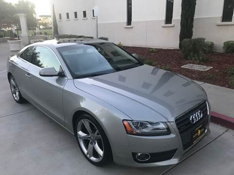 2010 Audi A5 for sale at Auto King in Roseville CA
