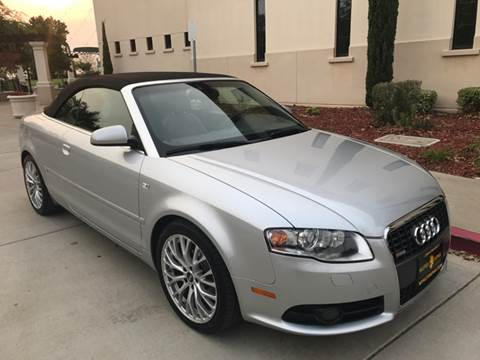 2009 Audi A4 for sale at Auto King in Roseville CA