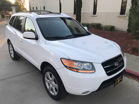 2009 Hyundai Santa Fe for sale at Auto King in Roseville CA