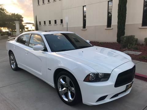 2013 Dodge Charger for sale at Auto King in Roseville CA