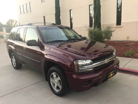 2005 Chevrolet TrailBlazer for sale at Auto King in Roseville CA
