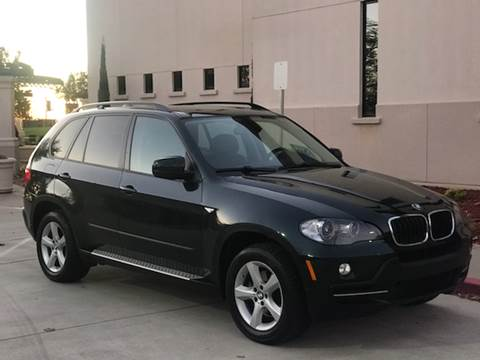 2009 BMW X5 for sale at Auto King in Roseville CA