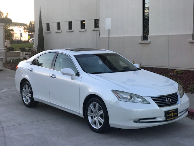 2008 Lexus ES 350 for sale at Auto King in Roseville CA