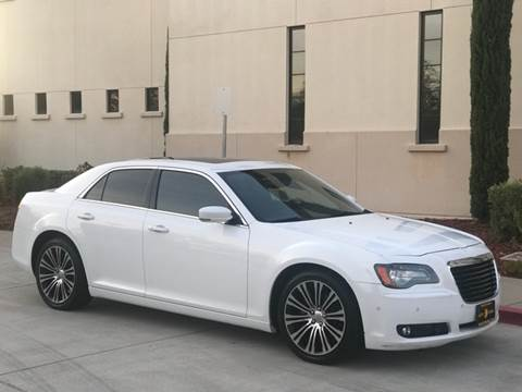 2012 Chrysler 300 for sale at Auto King in Roseville CA