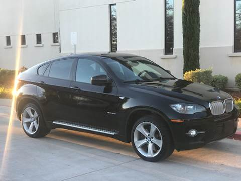 2008 BMW X6 for sale at Auto King in Roseville CA
