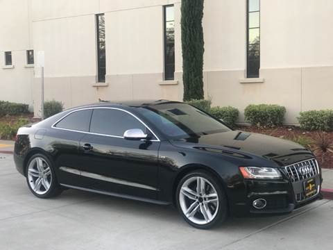 2011 Audi S5 for sale at Auto King in Roseville CA