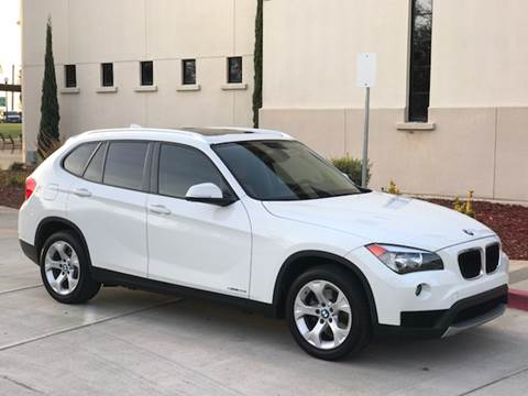 2013 BMW X1 for sale at Auto King in Roseville CA