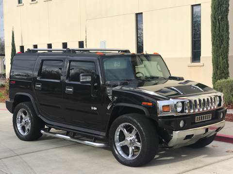 2006 HUMMER H2 for sale at Auto King in Roseville CA