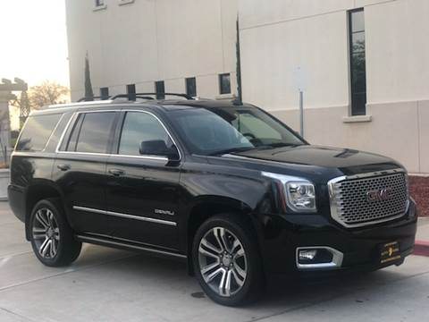 2015 GMC Yukon for sale at Auto King in Roseville CA