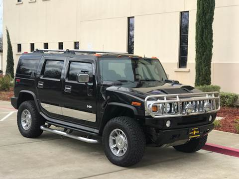 2005 HUMMER H2 for sale at Auto King in Roseville CA