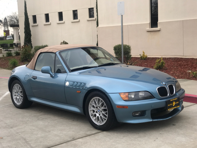 Used BMW Z For Sale Sacramento CA CarGurus - 1999 bmw z3 m roadster