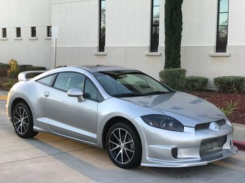 2009 Mitsubishi Eclipse for sale at Auto King in Roseville CA
