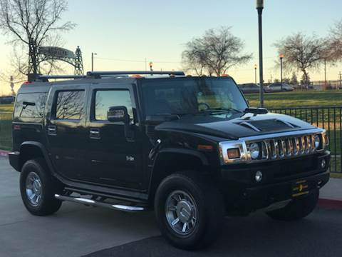 2007 HUMMER H2 for sale at Auto King in Roseville CA