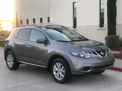 2012 Nissan Murano for sale at Auto King in Roseville CA