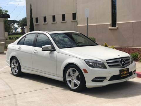 2011 Mercedes-Benz C-Class for sale at Auto King in Roseville CA