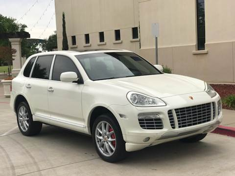 2008 Porsche Cayenne for sale at Auto King in Roseville CA