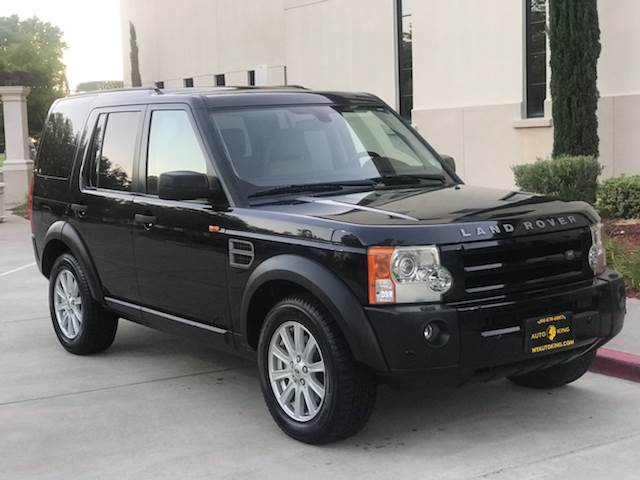 2008 Land Rover LR3 for sale at Auto King in Roseville CA
