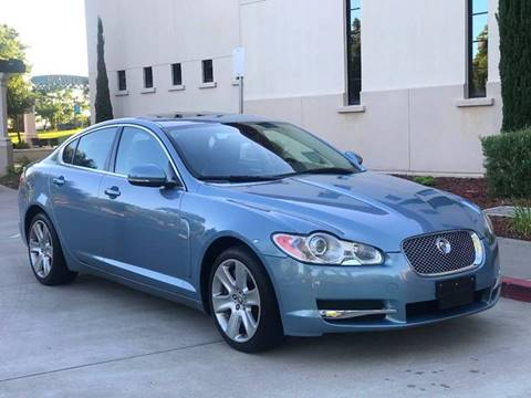 2011 Jaguar XF for sale at Auto King in Roseville CA