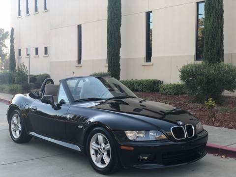 2000 BMW Z3 for sale at Auto King in Roseville CA