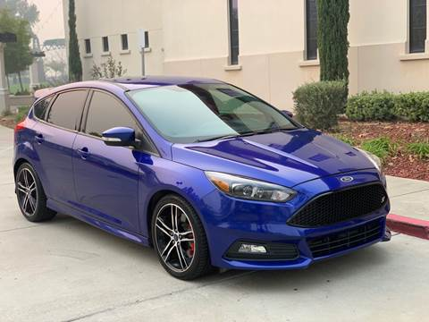 2015 Ford Focus for sale at Auto King in Roseville CA
