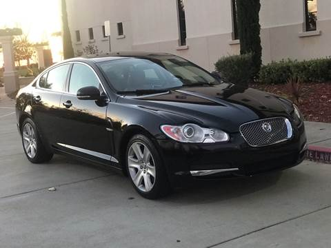 2010 Jaguar XF for sale at Auto King in Roseville CA