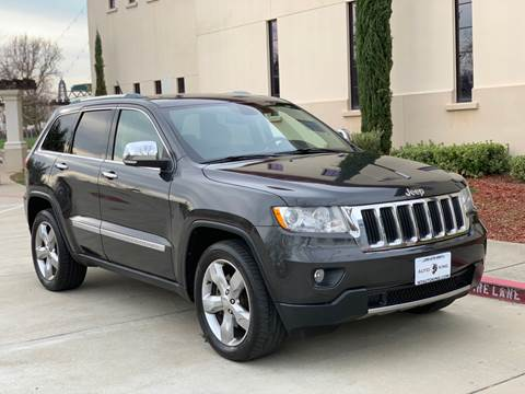 2011 Jeep Grand Cherokee for sale at Auto King in Roseville CA