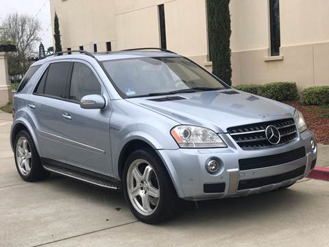 2007 Mercedes-Benz M-Class for sale at Auto King in Roseville CA