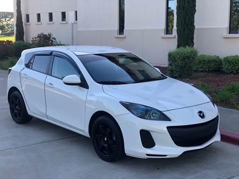 2013 Mazda MAZDA3 for sale at Auto King in Roseville CA