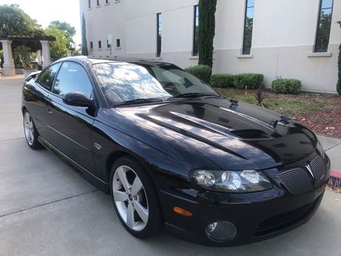 2006 Pontiac GTO for sale at Auto King in Roseville CA