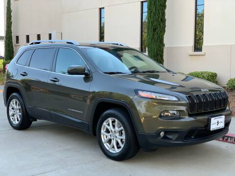 2015 Jeep Cherokee for sale at Auto King in Roseville CA