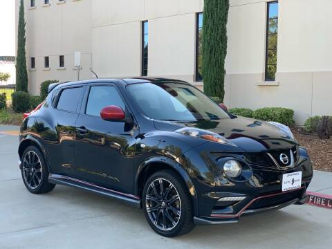 2014 Nissan JUKE for sale at Auto King in Roseville CA