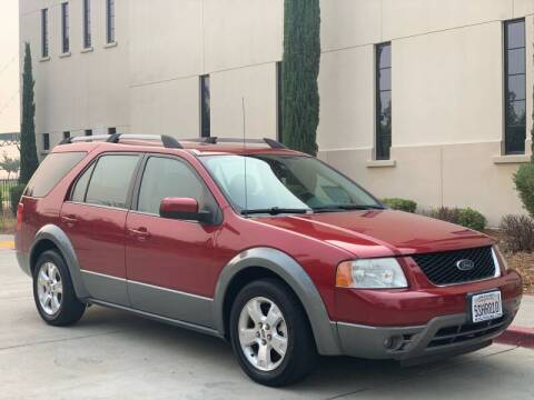 2005 Ford Freestyle for sale at Auto King in Roseville CA