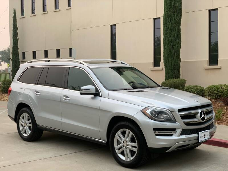 2013 Mercedes-Benz GL-Class for sale at Auto King in Roseville CA