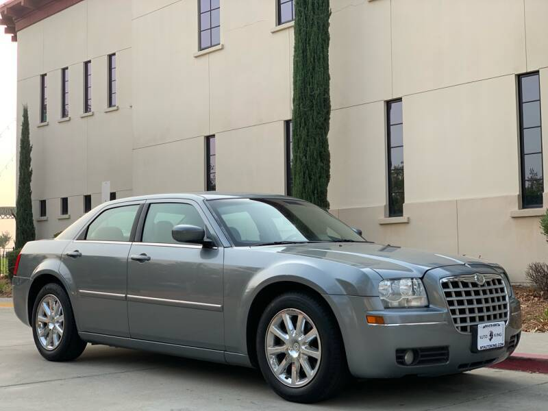 2007 Chrysler 300 for sale at Auto King in Roseville CA